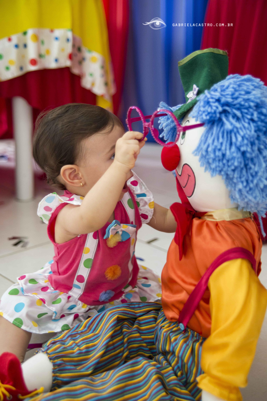 Festa Para Menina De Circo Gabriela Castro Fotografias